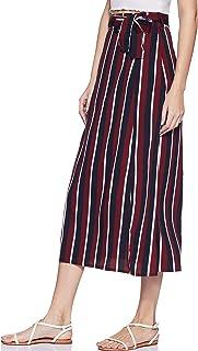 RARE Crepe a-line Skirt