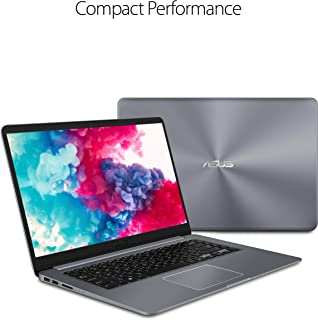ASUS VivoBook F510QA 15.6? WideView FHD Laptop, AMD Quad Core A12-9720P, 4GB DDR4, 128GB SSD, Windows 10
