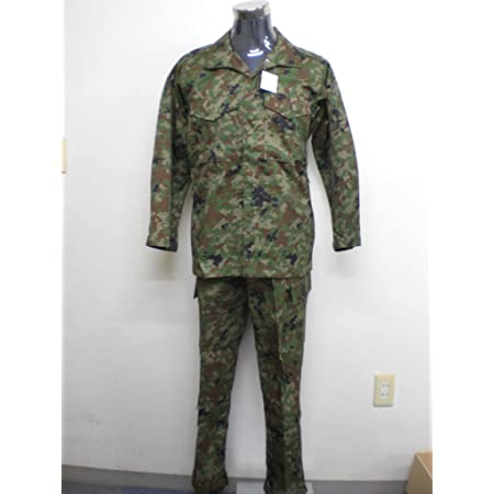 陸上自衛隊V/C迷彩作業服 サイズ3A 官品仕様