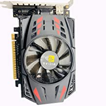LFJNET [Upgraded Version] Discrete GTX1050Ti 4G DDR5 HD Game Desktop Audio Controlled and Silenced Graphics Card