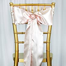 Best chair cover sashes for sale Reviews