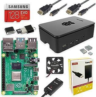 CanaKit Raspberry Pi 4 Extreme Kit - 128GB Edition 8GB RAM PI4-EXT128EWF-C4-BLK