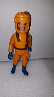 The Real Ghostbusters Peter Venkman Super Fright Action Figure VTG 1989