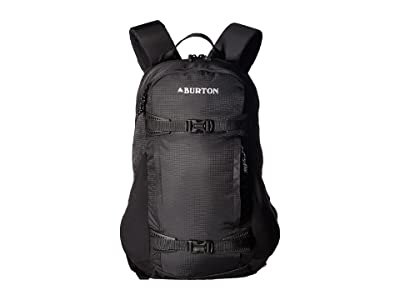 Burton Dayhiker 25L (True Black Ripstop 1) Day Pack Bags