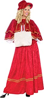 Forum Novelties Women`s Christmas Caroler Costume