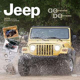Best jeep wrangler calendar 2019 Reviews