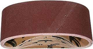 POWERTEC 110490 3 x 18 Inch Sanding Belts | 150 Grit Aluminum Oxide Sanding Belt |..