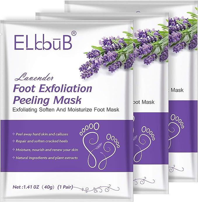 211 opinioni per Maschera Peeling Piedi (3 PACK) – Rimuovere Calli e Pelle Morta piedi- impurità