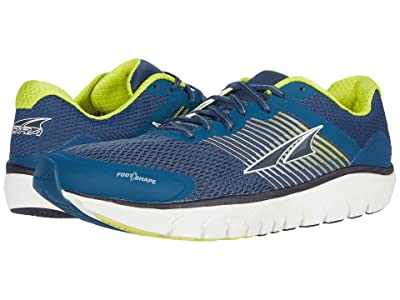 Altra Footwear Provision 4 (Blue/Lime) Men