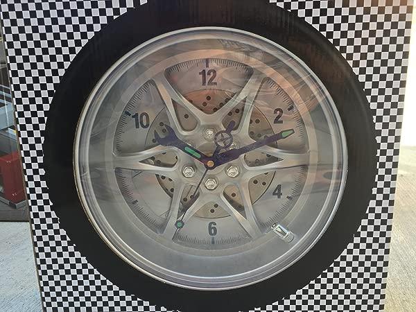 港口货运工具轮胎轮辋齿轮时钟
