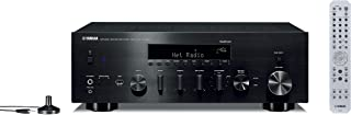 Yamaha Hi-Fi Audio Component Receiver Black (R-N803BL), Compatible with Alexa (Renewed)