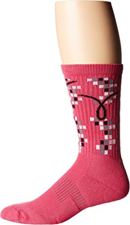 Elite Kay Low Basketball Crew Socks