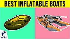 Amazon.com: 6-Person Inflatable Bay Breeze Boat Island Party ...