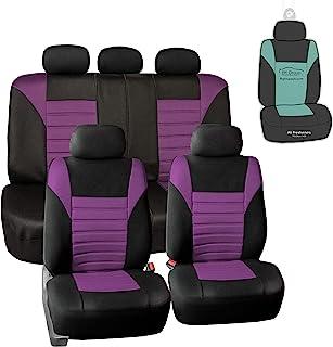 T5 Van Purple Motor Bike Seat Car Seat Boats  Vinyl Fabric Mock Snake Skin