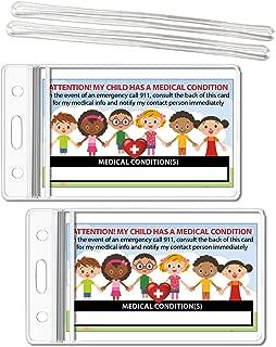 epilepsy identification card