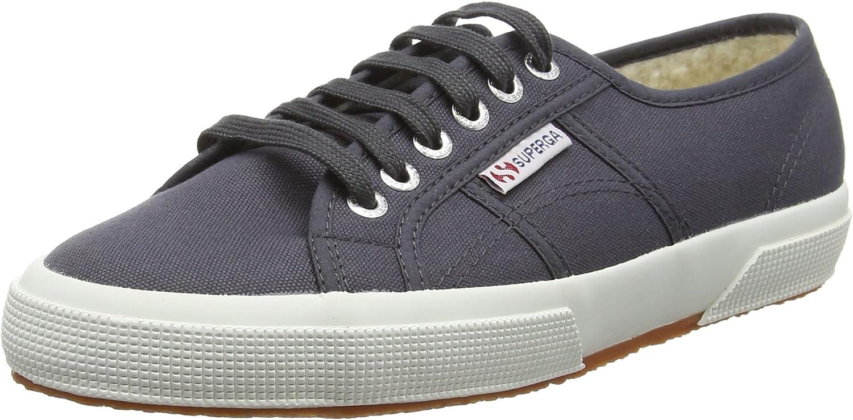 Superga 2750 Cobinu, Unisex Adults' Low-Top Sneakers Grey