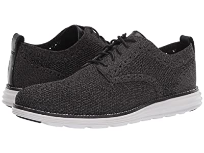 Cole Haan Original Grand Stitchlite Plain Oxford (Black) Men