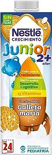 Nestlé Junior Crecimiento 2+ Galleta María - Leche para ni