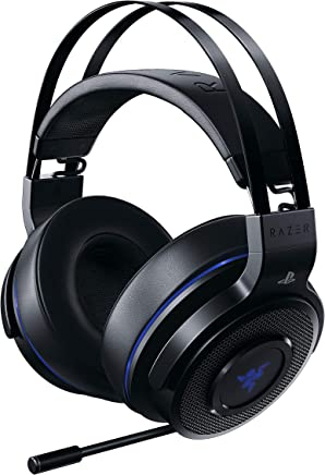 Razer Thresher Ultimate Cuffie Wireless per PlayStation 4 Dolby con Suono Surround 7.1, Leggeri Cuscinetti Auricolari in Similpelle - Trova i prezzi più bassi