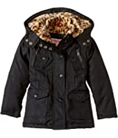 Urban Republic Kids - Feather Touch Ballistic Fur Lined Jacket (Infant/Toddler)