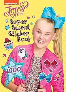 Super Sweet Sticker Book (2) (JoJo Siwa)