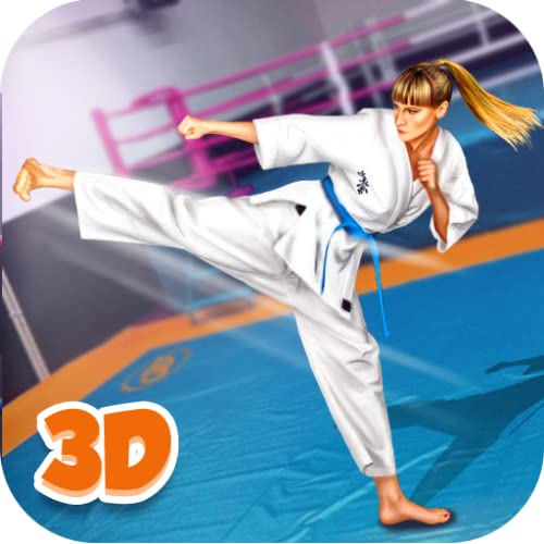 Female World Cup Karate Fighting Tiger Tournament: Martial Arts Battle of Strongest