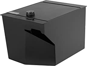 Lock'er Down Console Safe with 4 Digit Combo, Keep Personal Items Secure and Organized in Car, Compatible With 2014 - 2020 Toyota Tundra