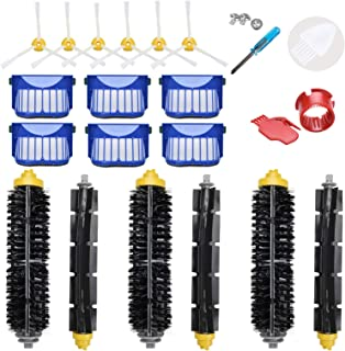 LOVECO Replacement Accessories Kit for iRobot Roomba 600 Series 690 680 660 651 650(Not for 645 655)& 500 Series 595 585 5...