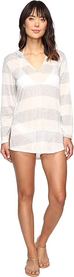 Splendid - Homespun Tunic Hoodie Cover-Up