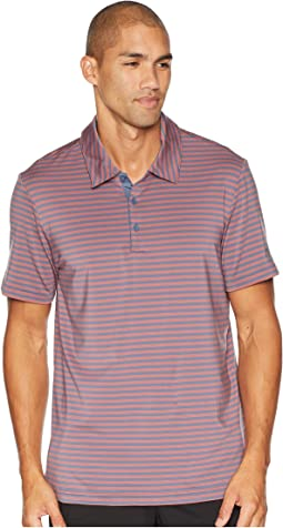 Ultimate 2-Color Stripe Polo