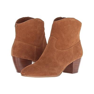 MICHAEL Michael Kors Avery Ankle Boot (Acorn Sport Suede) Women