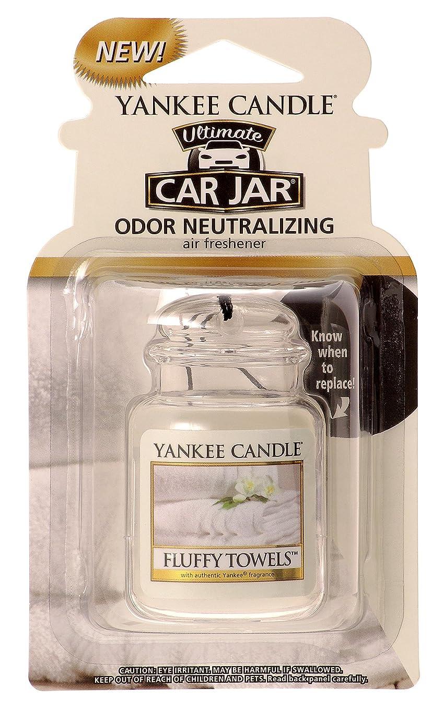 あからさま取る満足ヤンキーキャンドル ネオカージャー YANKEECANDLE タオル 吊り下げて香らせるフレグランスアイテム