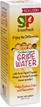 Sponsored Ad - GreenPeach All Natural Gripe Water for Babies with 100% Organic Ingredients, Fast Acting Gas Drops for Infa...