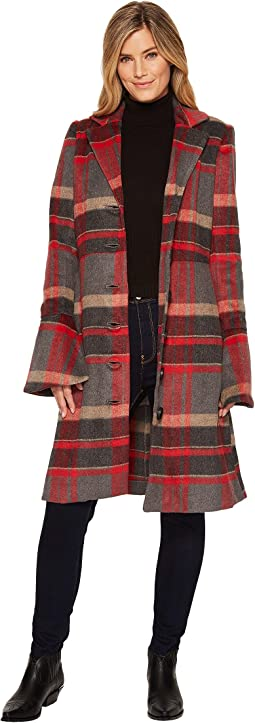 Stetson - 1502 Wool Long Jacket