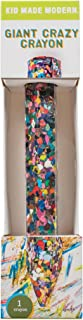 Kid Made Modern Giant Crazy Crayon - Original All-in-One Crayon (64 Colors)