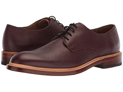 Bostonian Somerville Low (Burgundy Tumbled Leather) Men