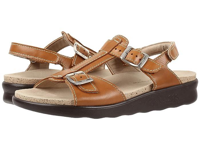 SAS Captiva (Caramel) Women's Shoes