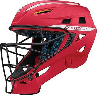 EASTON PRO X Baseball Catchers Helmet, Matte Color, 2021, Shock Absorbing Poron XRD Foam, Moisture Wicking BIODRI liner, H...
