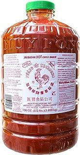 Huy Fong Sriracha, 8.5 Pound (1-Pack)