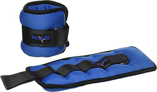 Yes4All Comfort Fit Ankle/Wrist Weights