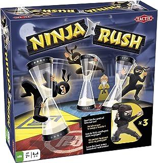 Tactic Games 55097 Ninja Rush, Multicoloured