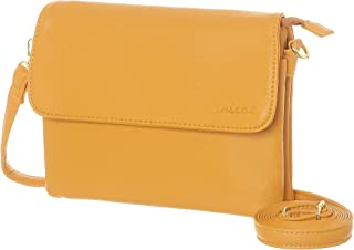 MINICAT INICAT Small Crossbody Purse Built in Wallet Crossbody Bags Pocketbooks for Women