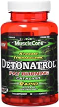 Amix MuscleCore Detonatrol Fat Burner Capsules Estimated Price : £ 34,18