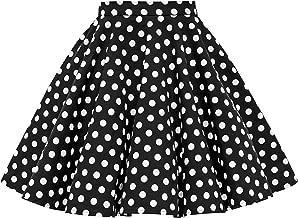 50s full circle skirt