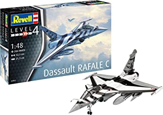 Revell 03901 Dassault Rafale C, 1:48 scale Plastic Model kit
