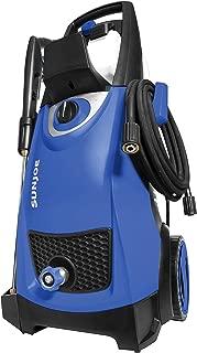 Sun Joe SPX3000-SJB Pressure Joe 2030 PSI 1.76 GPM 14.5-Amp Electric Pressure Washer, Dark Blue (Renewed)