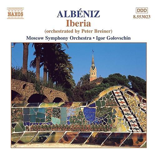 Amazon.com: Albeniz: Iberia (Orch. P. Breiner): Igor ...