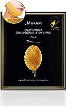JM Solution Honey Luminous Royal Propolis Lift-Up V Mask - Pack of 10