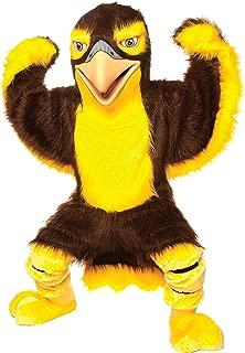 Friendly Falcon Mascot Costume