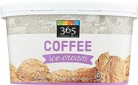 365 Everyday Value Coffee Ice Cream, 48 oz (Frozen)